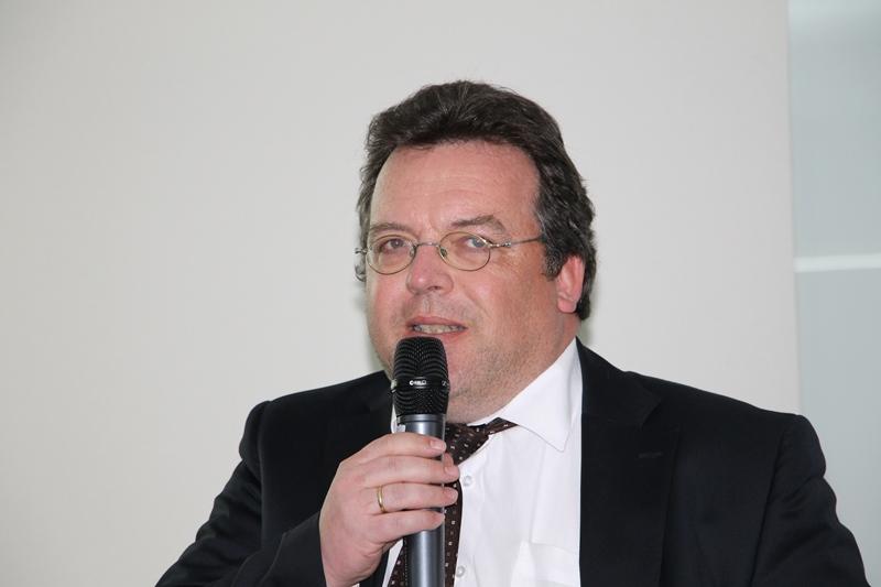 Peter Beitz, FDP Fraktionsvorsitzender Mülheim