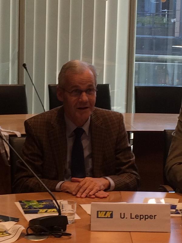 Ulrich Lepper, Landesbeauftragter für Datenschutz und Informationsfreiheit NRW