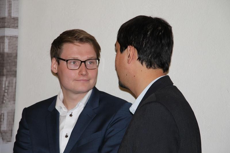 Moritz Körner, Landesvorsitzender der Jungen Liberalen