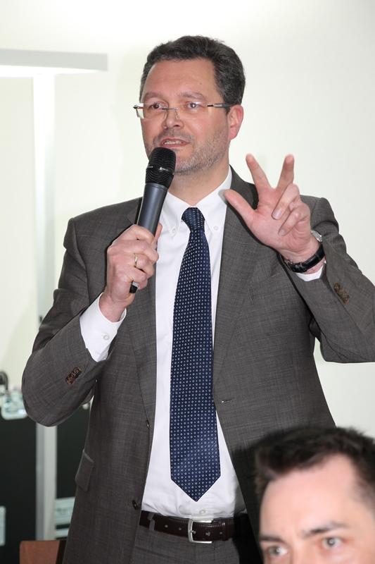 Bodo Middeldorf, FDP Fraktionsvorsitzender Sprockhövel
