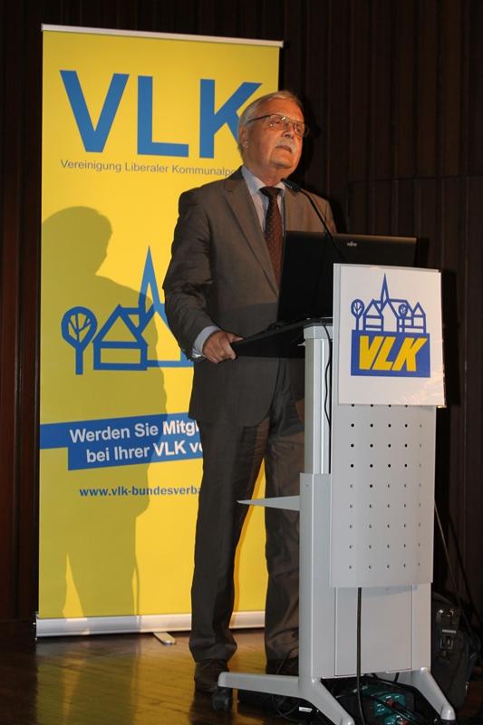 Jochen Dürrmann, Vorsitzender der VLK NRW