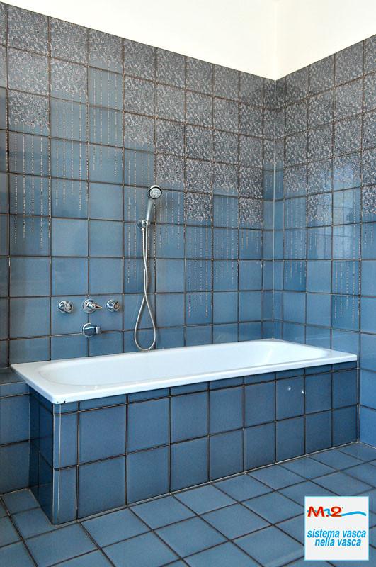 Cambio Vasca con Doccia a La Spezia - Trasforma la vasca da bagno in box doccia - in solo 8 ore