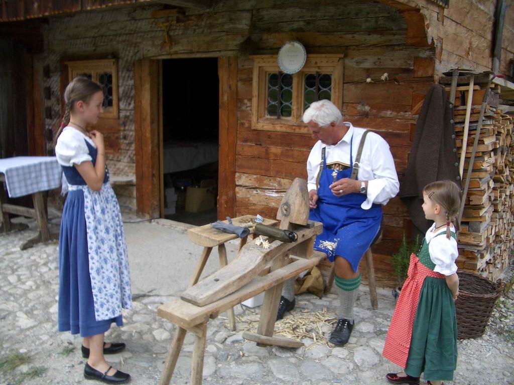gelebte Tradition im Wasmeier-Museum