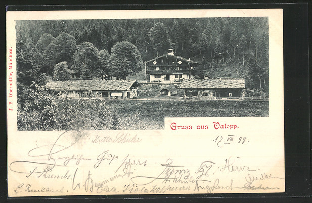 Forsthaus Valepp