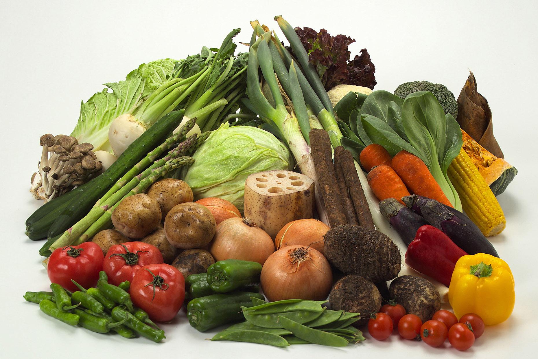 季節にちなんだお野菜