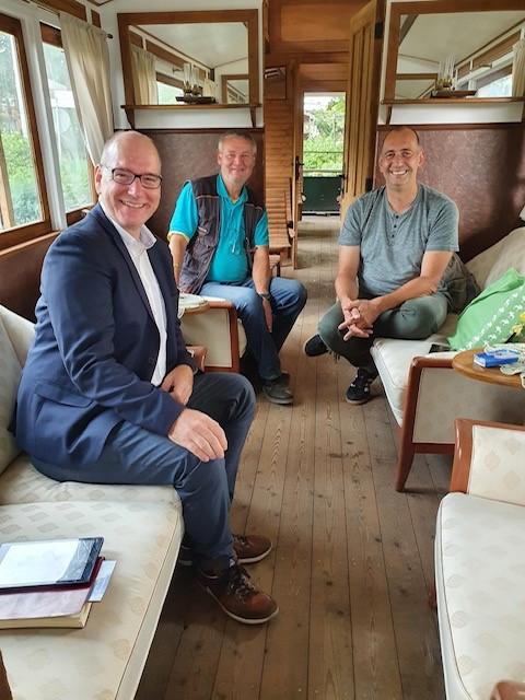 Frank Kettner-Nikolaus besucht StMB