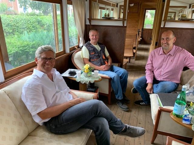 Carsten Piellusch besucht StMB