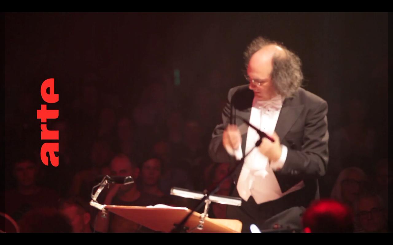 Dirigent Bernd Ruf