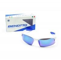 **Lentes para Ciclista SB-12207 Blanco/Azul BENOTTO $360 MXN LENBTT0003