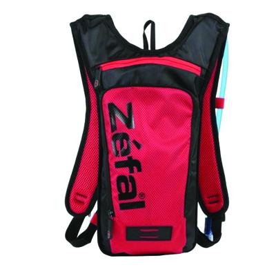 --Mochila de Hidratacion ZEFAL Montaña Z HYDRO S Bolsa de agua 1.5L Negro/Rojo 7063 $1,140 MXN MOCZEF0001