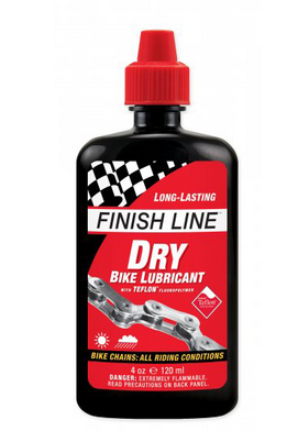 +++ Lubricante teflon plus 4oz/120ml. FINISH LINE $190 MXN LUBFIN0004