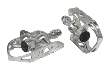 ***Pedal Carrera 9/16 Aluminio MKS AR-2 Japones $470 MXN PEDJAP0800