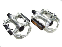 +++Pedal NWL-108 9/16 Con Reflejantes Aluminio BENOTTO $160 MXN PEDBTT0852