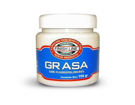 ++GRASA 150gr. c/FLUOR POLIMEROS FINISH LINE $77 MXN GRAFIN0006