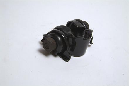 **Broche para Asiento Acero Negro con Tope de Seguridad INDIA $25 MXN BROIND0103