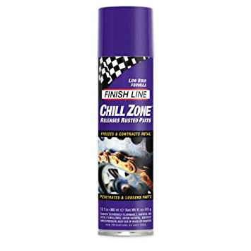 ***Lubricante FINISH LINE CHILL ZONE 6oz/177mL Spray CZ0060101 $230 MXN LUBFIN0041