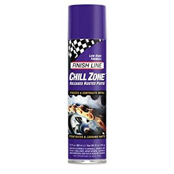 --Lubricante FINISH LINE CHILL ZONE 6oz/177mL Spray CZ0060101 $230 MXN LUBFIN0041