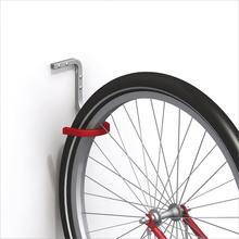 +++Gancho para colgar bicicletas, Aluminio con Goma 4 orificios $210 MXN NP02909