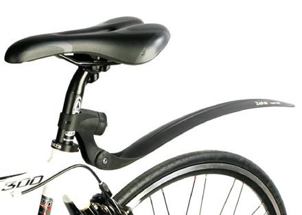++Salpicadera Hibrida R700 Plastico Negro Trasera SWAN ROAD ZEFAL $315 MXN SALZEF0009