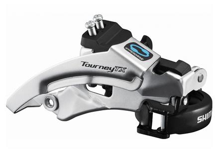 +++Desviador Central Tourney FD-TX800-TS6 Tiron Doble 34.9 , 42/48D  $180 MXN NP418255