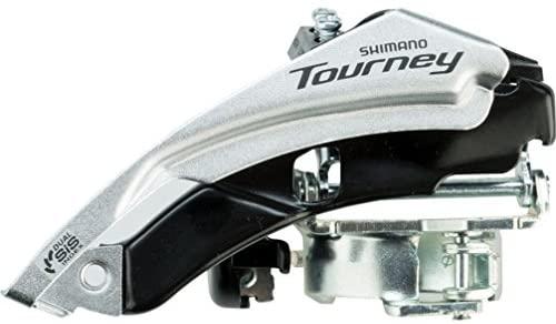 --#DESVIADOR DELANTERO TOURNEY FD-TY500-TS6 TOP SWING DUAL PULL 6/7VEL  34.9/28.6 42D NP414255 $220 MXN