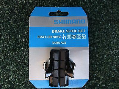 --+Zapata de freno shimano  R55C4 C/soporte BR-9010  Dura-Ace,$480 MXN NP409308