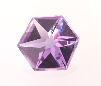 Amethyst Hexagon