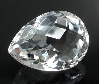 Bergkristall Tropfen