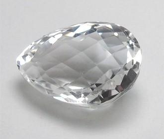 Bergkristall Schachbrett