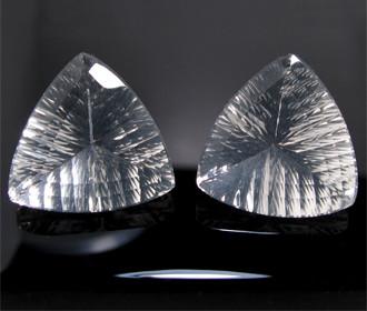 Bergkristall Triangel