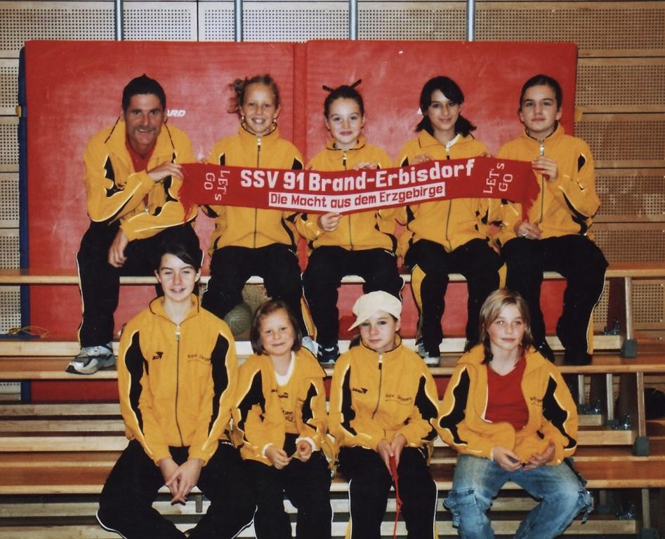 2006 - Wettkampf in Erfurt