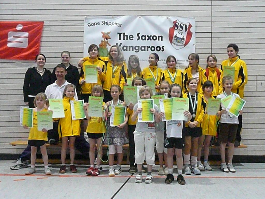 2009 - Sachsenmeisterschaft in Brand-Erbisdorf