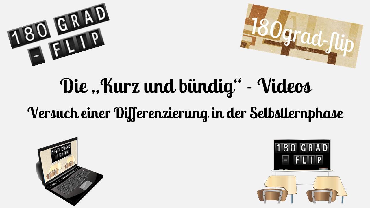 """Die """"Kurz und bündig"""" - Videos"""