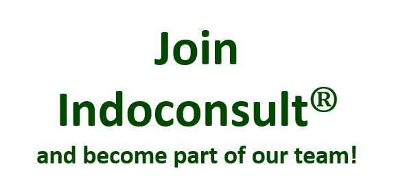 Indoconsult Team - Join us!