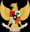 Staatswappen der Republik Indonesien