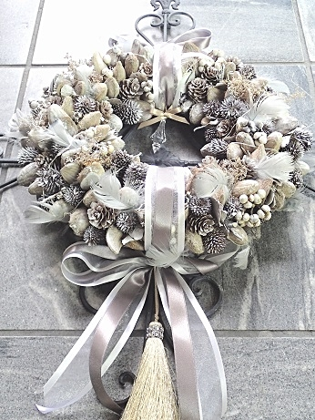 Lumiere de la croix-trinite : Gris-blanc