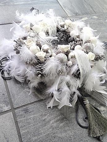 Lumiere de la croix-plum : Blanc-plomb