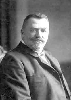 Ernst von Stubenrauch - Vater des Teltowkanals - Landrat des Landkreises Teltow 1885 - 1908