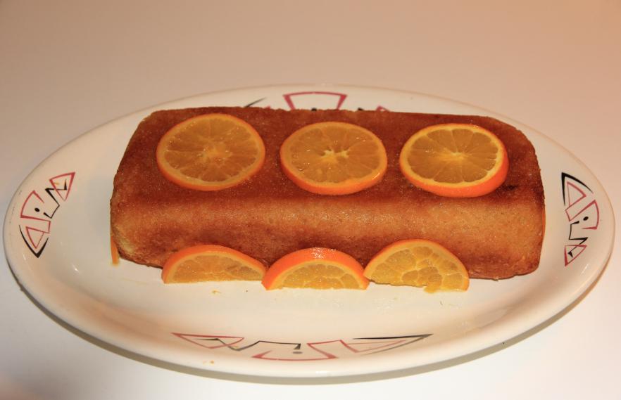 le gâteau à l'orange de mon enfance