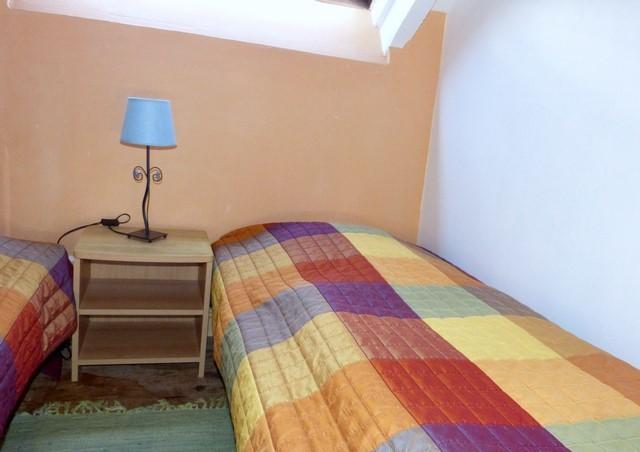 Chambre 4 : 2 lits