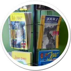 Livres de Normandie