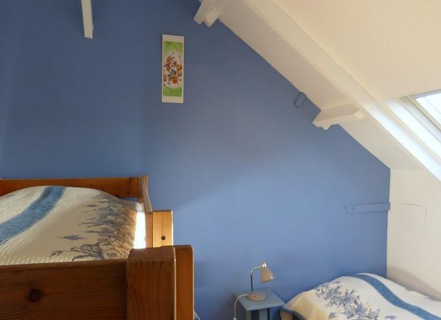 Chambre 3 : 3 lits