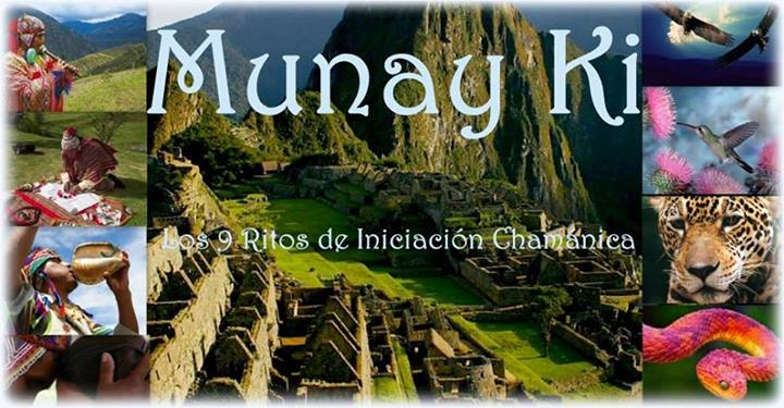 Les 9 rites du Munay Ki