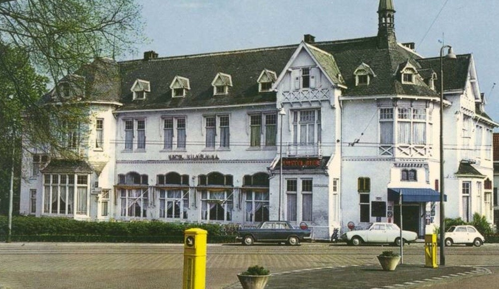 Hotel Wilhelmina, Delft