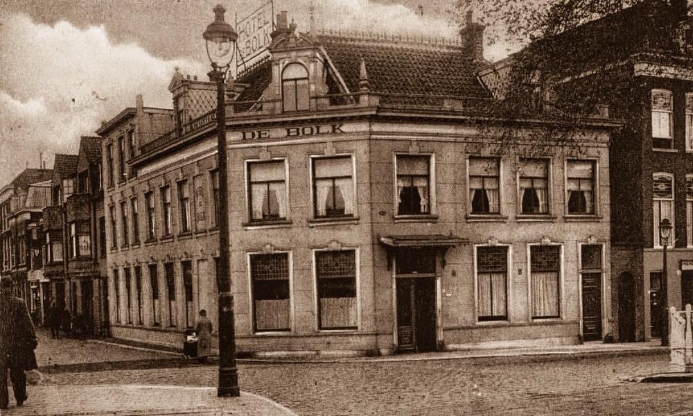 de Bolk, Delft, Buitenwatersloot