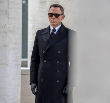 Tom Ford James Bond Brille Horn Optik
