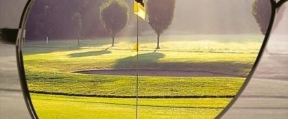 Golf Brillen Horn Optik