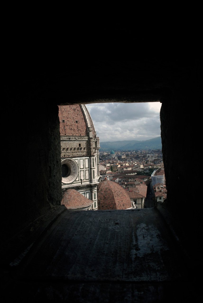 A window into Florence- Summer 2014