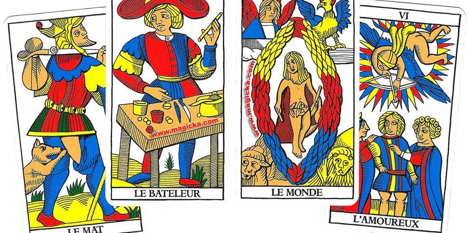 Tarot de Marseille avec Martine DEDIEU formation en touraine - annuaire de therapeutes via energetica