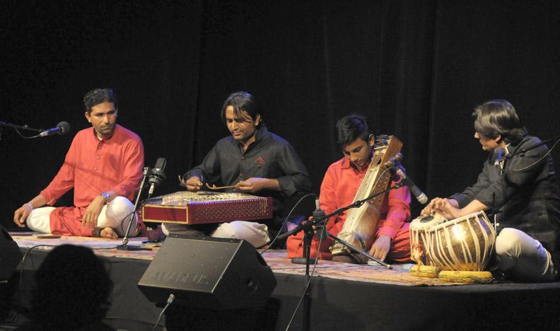 Musique classique indienne à Tours, le 9 juin : Nawab Khan et The Mantra